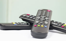 Remote для электропитания управления Стоковые Изображения RF