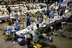 Remote Area Medical Stock Photo