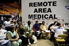 Remote Area Medical Stock Images