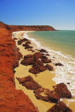 Remote Australian Beaches Stock Photo