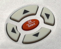 Remote Buttons Royalty Free Stock Images