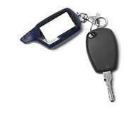Remote car key Royalty Free Stock Image