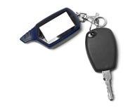 Remote car key Royalty Free Stock Image