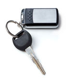 Remote car key Stock Photography