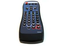 Remote control. Isolated remote control stock photo