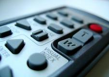 Remote control. Buttons Stock Photos