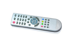 Remote control. On a white background (isolated Stock Image