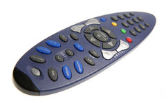 Remote Control. Unit for TV, VCR and Cable/Satellite Stock Images