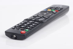 Remote control. On white background Royalty Free Stock Images