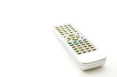 Remote control. DVD - TV remote control royalty free stock photo