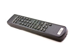 Remote Control. On white background royalty free stock photography