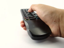 Remote Control. For control appliances Stock Photography