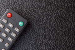 Remote control background Royalty Free Stock Photography