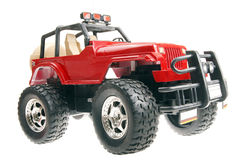 Remote control car stock images