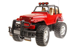 Remote control car Royalty Free Stock Images