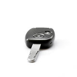 Remote control car key on white background Royalty Free Stock Photo