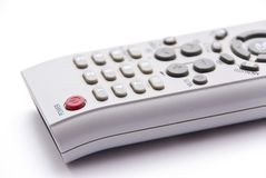 Remote control close-up Stock Photography
