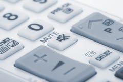 Remote control closeup Stock Image