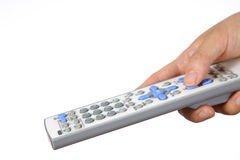 Remote-control device Royalty Free Stock Photos