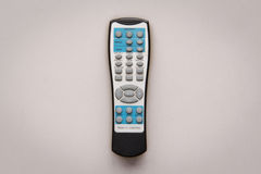 Remote control on the floor Stock Photography