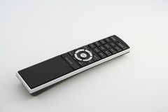 Remote control of the future. Remote control on white background stock image