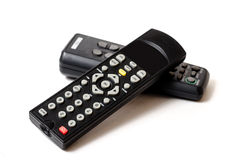 Remote control for tv. Stock Image