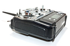 Remote control for helicopers and airplanes Stock Images