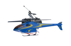 Remote control helicopter Stock Photos