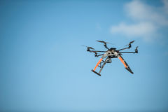 Remote control helicopter Royalty Free Stock Image