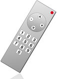 Remote control. Illustration of a remote control Stock Photography