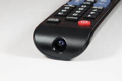 Remote control Infrared transmitter Stock Photo