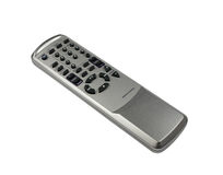 Remote control isolated Royalty Free Stock Image