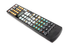 Remote control isolated. Stock Photo