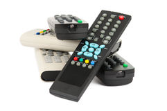 Remote Control Isolated Stock Photography