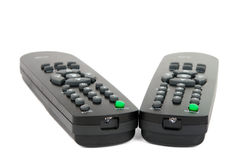 Remote control isolated Stock Photo