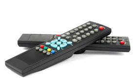 Remote control isolated Royalty Free Stock Images