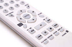 Remote control isolated Royalty Free Stock Photo