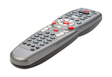 Remote Control isolated with clipping path Stock Photos