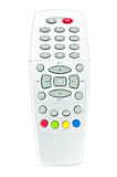 remote control. Isolated on white background  Stock Photography