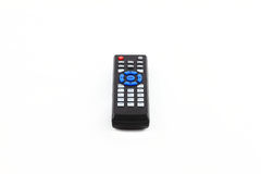 Remote control. Isolated on white background Stock Photos