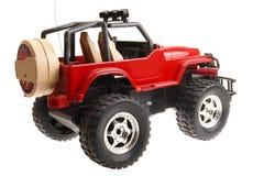 Remote control jeep Stock Photos