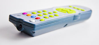 Kids remote control Royalty Free Stock Photo