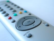 Remote control OK Stock Images