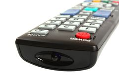 Remote control panel Stock Images