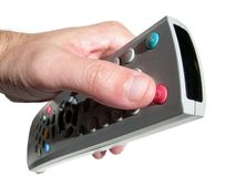 Remote control, power Royalty Free Stock Photo