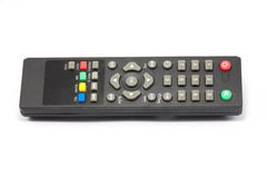 Remote control for sattelite box Royalty Free Stock Image