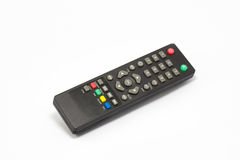 Remote control for sattelite receiver Royalty Free Stock Photography