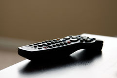 Remote Control on Table Stock Photography
