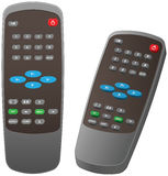 Remote control for Television Stock Photos