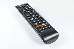 Electronic device remote control for televisor Royalty Free Stock Image